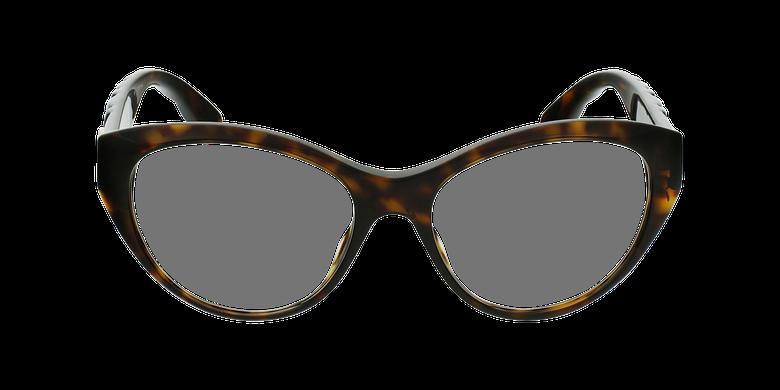 Lunettes de vue femme GG0812O écailleVue de face