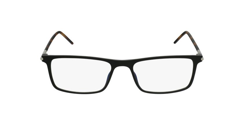 Lunettes de vue homme MAGIC 72 noir/écaille - Vue de face