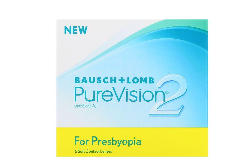 Lentilles de contact PureVision 2 HD for Presbyopia 6L - danio.store.product.image_view_face