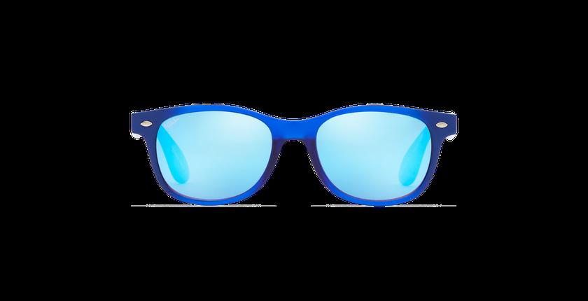 Lunettes de soleil enfant SPEED bleu - Vue de face