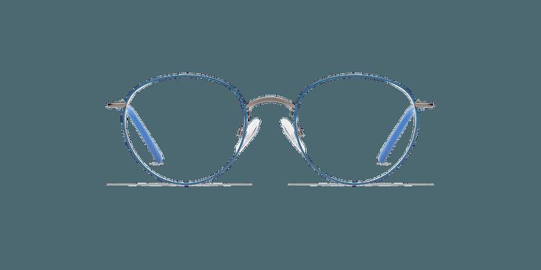 Lunettes de vue MATT bleu/argenté