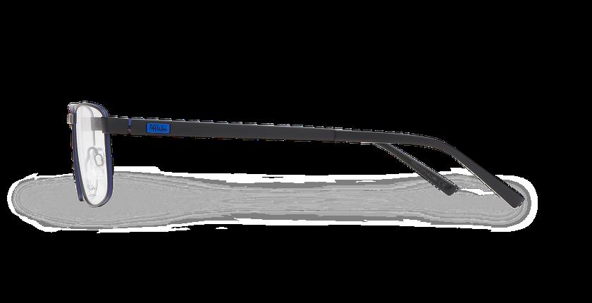 Lunettes de vue homme ALPHA19 noir - Vue de côté