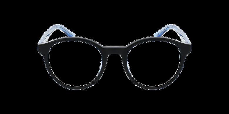 Lunettes de vue femme FLORA noirVue de face