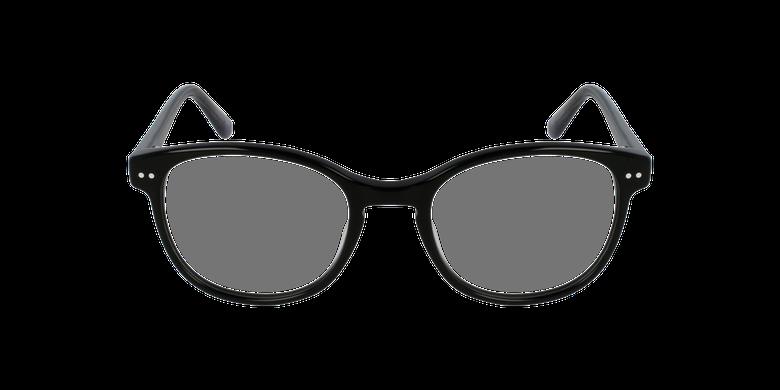 Lunettes de vue enfant TESS noirVue de face