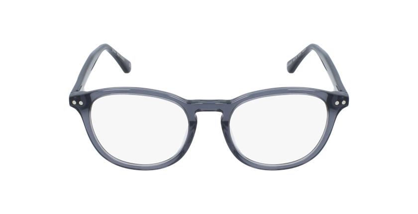 Lunettes de vue femme OAF20523 gris - Vue de face