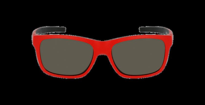 Lunettes de soleil enfant LINE rouge - Vue de face