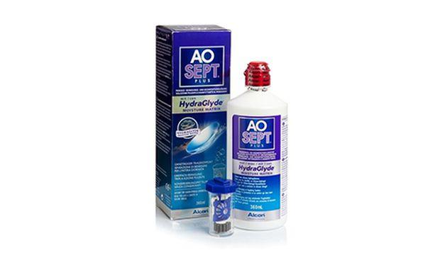 Aosept plus Hydraglide 360 ml