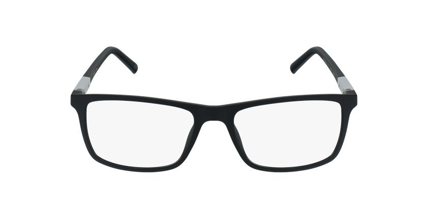 Lunettes de vue homme CESAR bleu/blanc - Vue de face