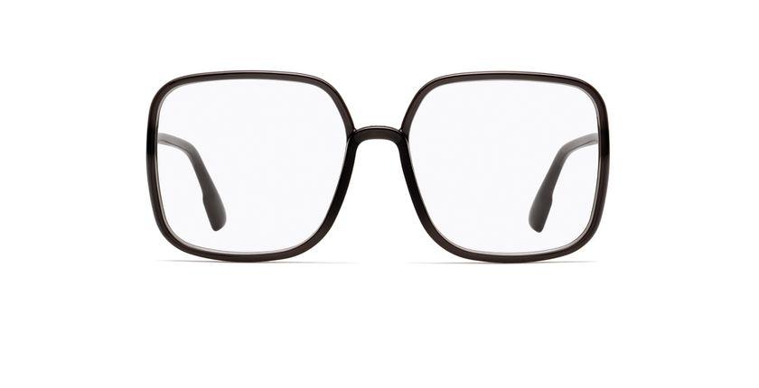 Lunettes de vue femme SOSTELLAIREO1 noir - Vue de face