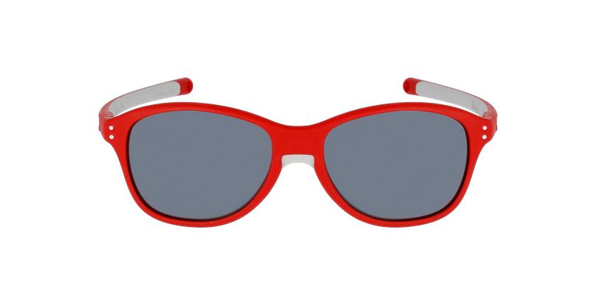 Lunettes de soleil enfant BOOMERANG rouge - Vue de face