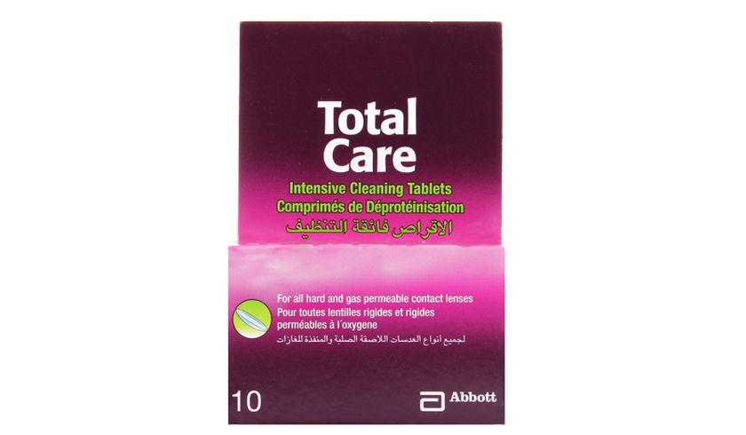 Total Care Deproteinisation - Vue de face