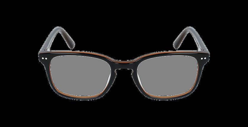 Lunettes de vue enfant RALPH noir/marron - Vue de face