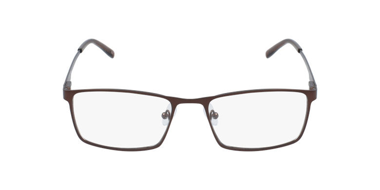 Lunettes de vue homme CEDRIC marron