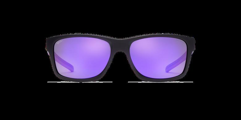 Lunettes de soleil femme JACKY noir/violet