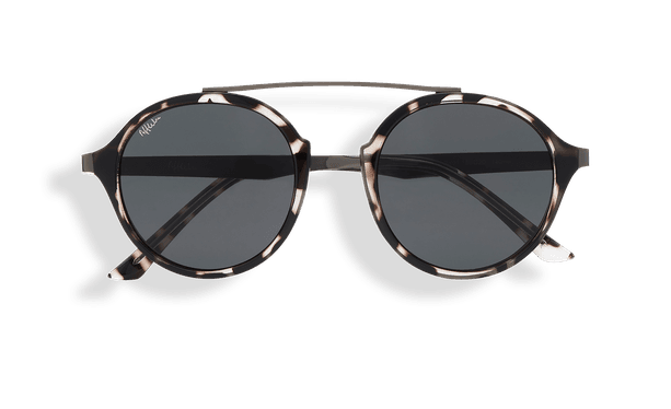 Lunettes de soleil SUERTE noir/gris - danio.store.product.image_view_face