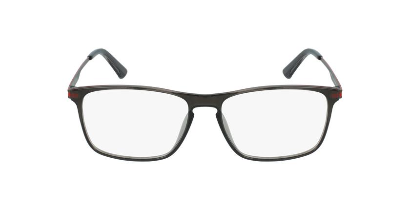Lunettes de vue homme VPL697 gris - Vue de face