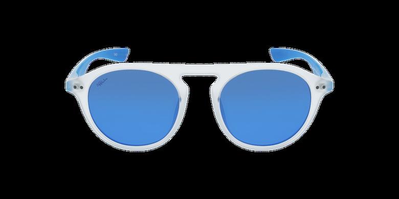 Lunettes de soleil BORNEO POLARIZED blanc/bleuVue de face