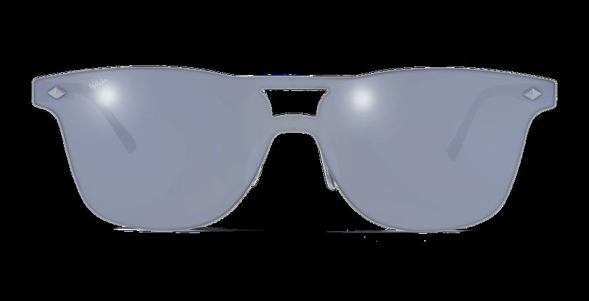 Lunettes de soleil homme COSMOS1 gris - Vue de face