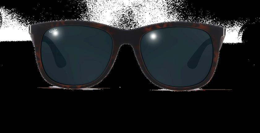 Lunettes de soleil homme TIVOLI POLARIZED écaille - Vue de face