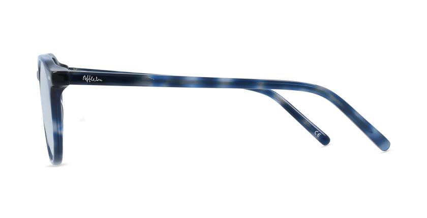 Lunettes de vue enfant MAE bleu - Vue de côté