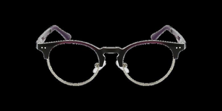 Lunettes de vue MAGIC 93 violet/argentéVue de face