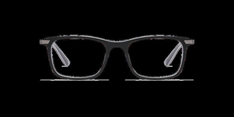 Lunettes de vue homme MARIUS noirVue de face