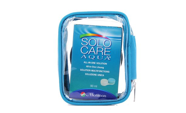 SoloCare Aqua Travel Kit
