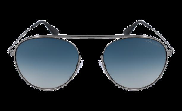 Lunettes de soleil KEIT gris/bleu - danio.store.product.image_view_face