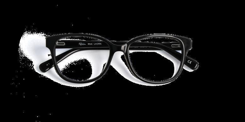 Lunettes de vue femme LAORA noir