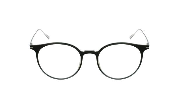 Lunettes de vue MAGIC 67 gris/argenté - Vue de face