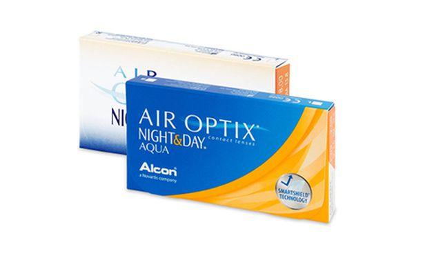 Lentilles de contact Air Optix Aqua Night Day 6,4 6L - danio.store.product.image_view_face