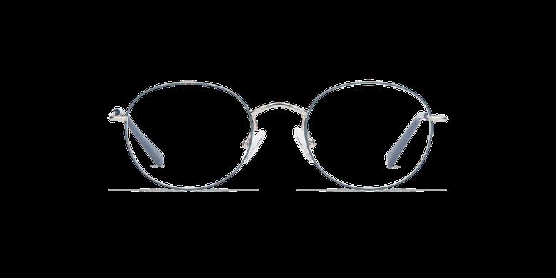 Lunettes de vue MAYSON gris/argenté