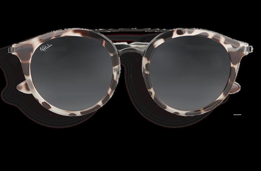 Lunettes de soleil femme ITABATA écaille/noir - danio.store.product.image_view_face