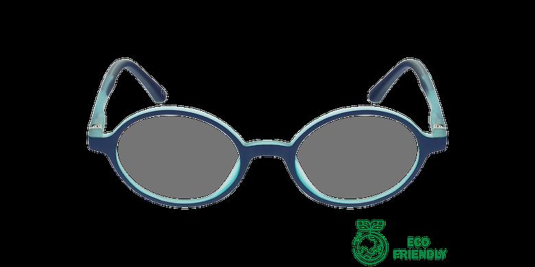 Lunettes de vue enfant MAGIC 13 ECO-RESPONSABLE bleu/turquoise
