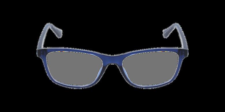 Lunettes de vue femme RZERO6 bleuVue de face