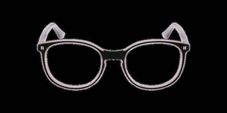Lunettes de vue enfant REFORM TEENAGER5 noir/violetVue de face