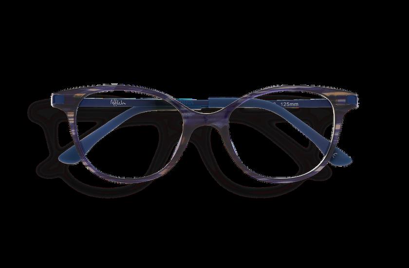 Lunettes de vue enfant MAGIC 31 BLUEBLOCK bleu - danio.store.product.image_view_face