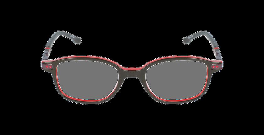 Lunettes de vue enfant BELLO2 gris - Vue de face