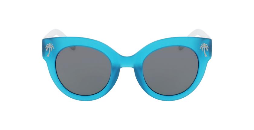 Lunettes de soleil enfant HAVALINA bleu - Vue de face