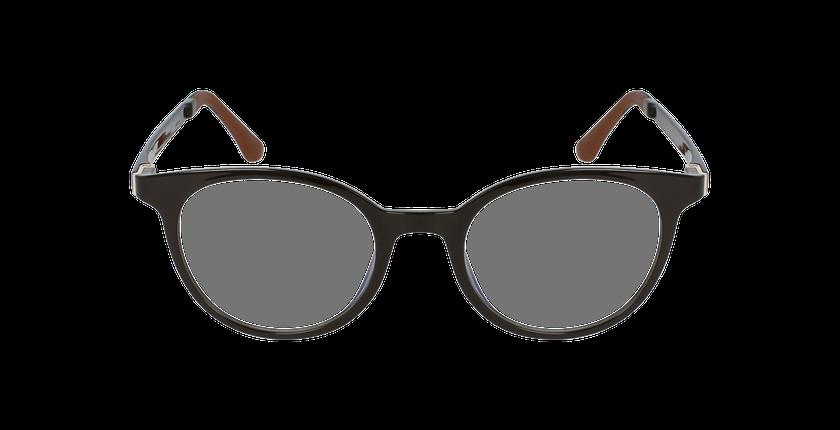 Lunettes de vue femme MAGIC 36 BLUEBLOCK marron - Vue de face