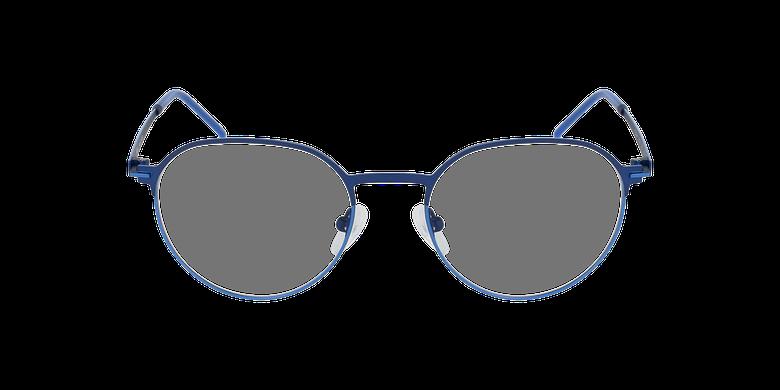 Lunettes de vue homme JUPITER bleuVue de face