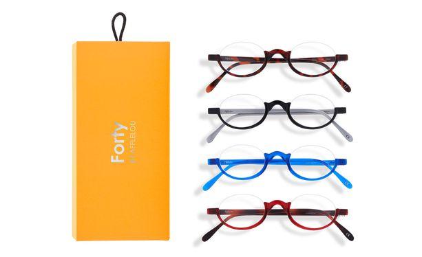 Lunettes de vue FORTY COFFRET 01 orange - danio.store.product.image_view_face