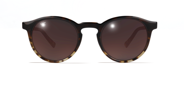 Lunettes de soleil femme CARMEN écaille