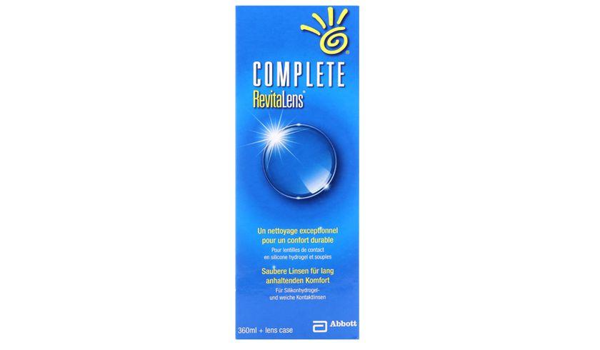 Complete Revitalens 360ml - Vue de face