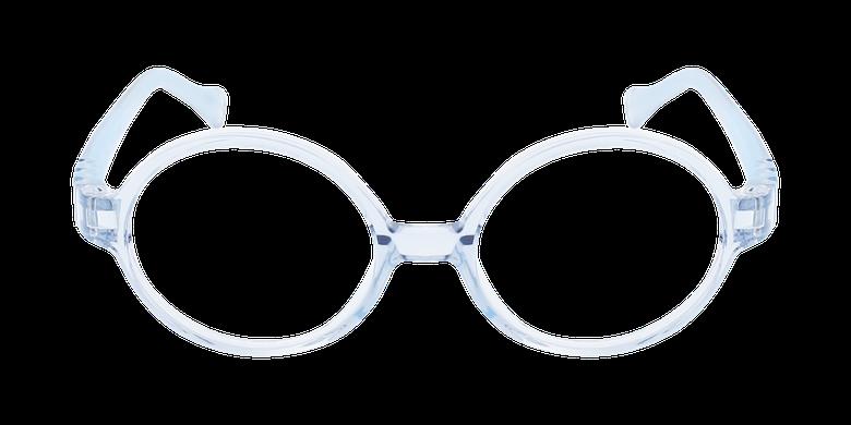 Lunettes de vue enfant FLOOPY bleuVue de face