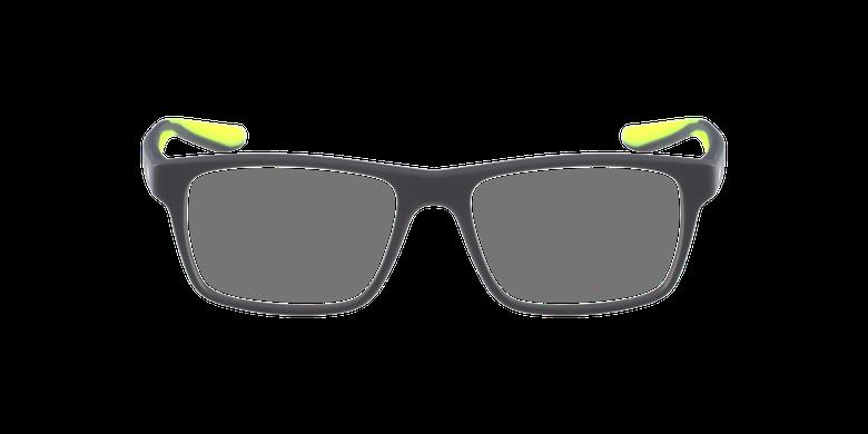 Lunettes de vue homme 7101 gris/jaune