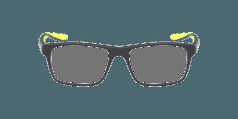 Lunettes de vue homme 7101 gris/jauneVue de face