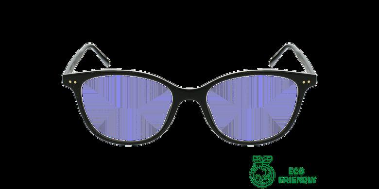 Lunettes de vue femme MAGIC 83 ECO-RESPONSABLE noir