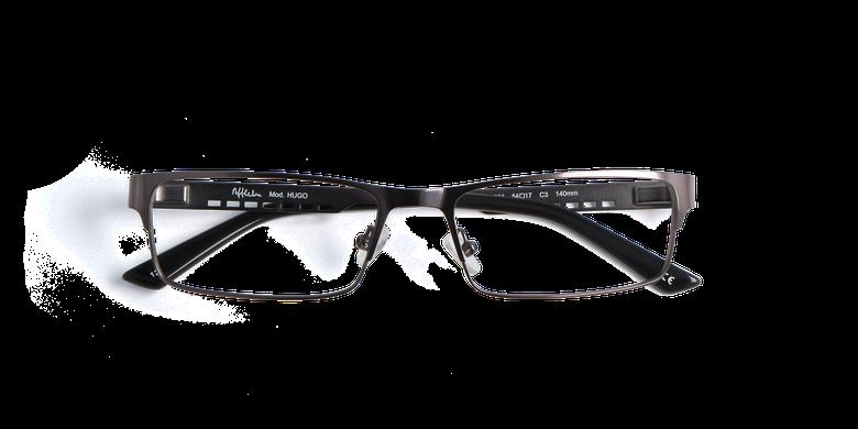 Lunettes de vue homme HUGO noir