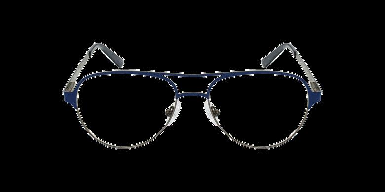 Lunettes de vue NAEL bleu/argenté